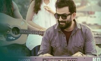 VIRAL VIDEO: Actor Prithviraj plays music for trending song