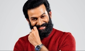 Actor Prithviraj to make his TV debut?