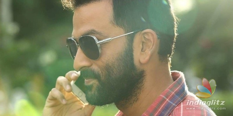 Prithviraj is back to action!