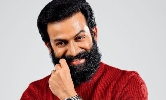 Actor Prithviraj to present this ambitious Telugu movie in Malayalam!