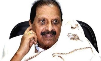 Veteran Former Minister R Balakrishna Pillai passed away