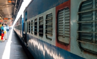 Woman molested in Train by TTR