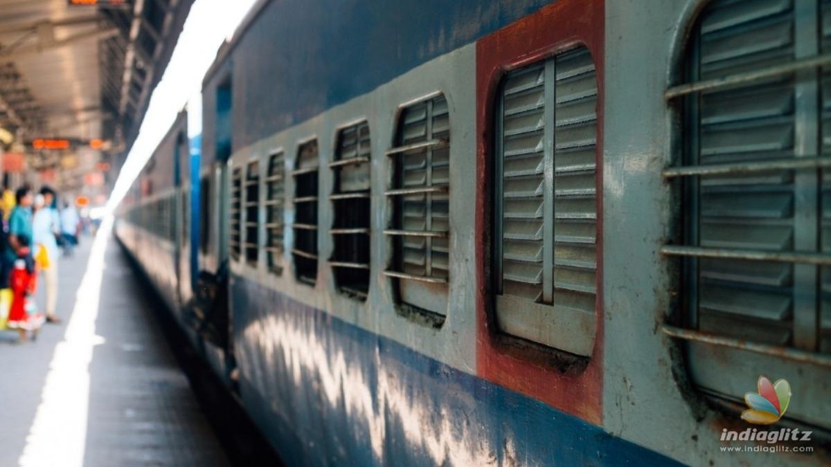 Woman molested in Train by TTR