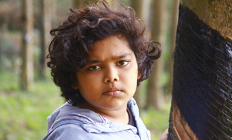 Child actor Ajas Kollam pulimurugan fame