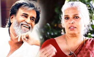 Missed sharing screen space with Rajinikanth, Rajini Chandy's emotional talk