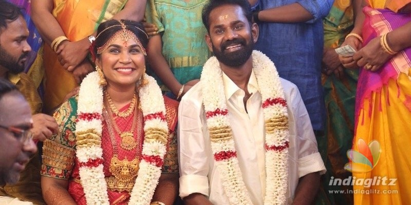 Actor Ramesh Tilak blessed with a baby boy