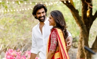 Rana Daggubati shares his engagement photos