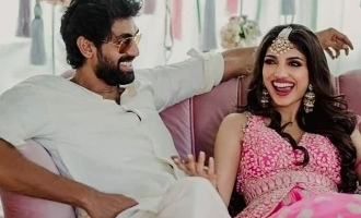 Photos: Rana Daggubati-Miheeka's wedding celebration