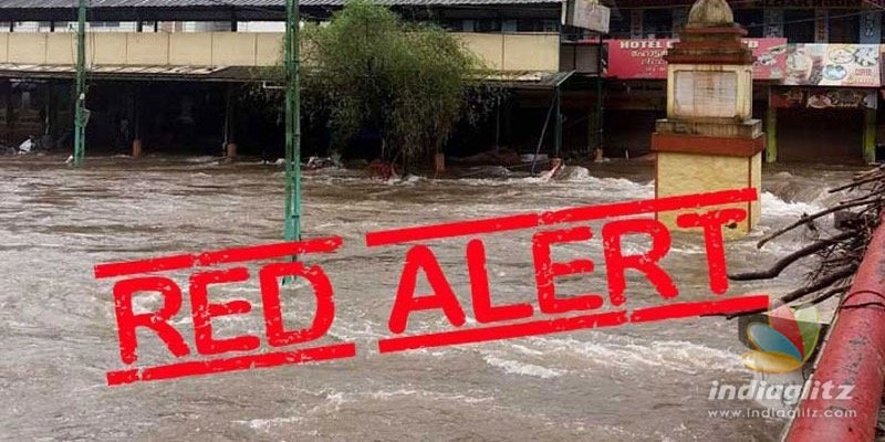 Extreme heavy rains to lash Kerala; Red alert announced