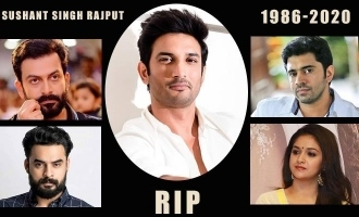 Mollywood celebs mourn the demise of Sushant Singh Rajput