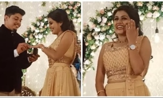 Bigg Boss sensation Alina Padikkal gets engaged to her boyfriend