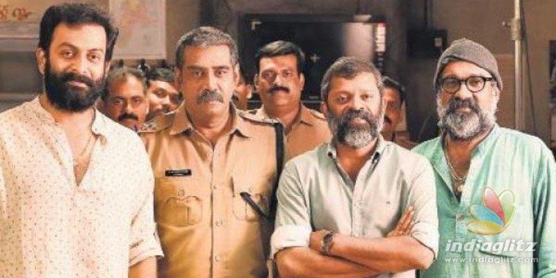 Biju Menon goes emotional on director Sachys demise