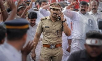 Salute: Dulquer Salmaan looks dapper as cop in the new poster