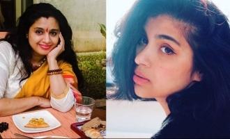 Samyuktha Varma introduces her sister!