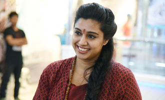 Samyktha Varma Spotted her at Actress Utthaara Unni's Short film launch