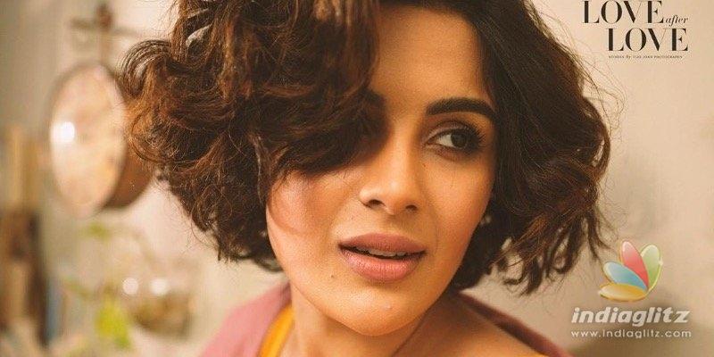 Actress Samyuktha Menon signs a bilingual!