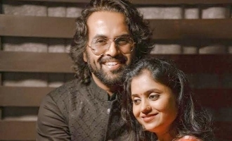 Popular actor Sanju Sivram blessed with a baby boy