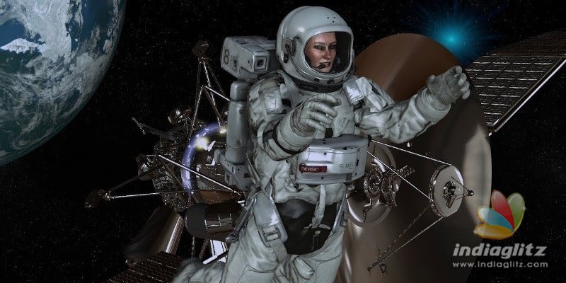 NASA confirms filming of this movie in Space!