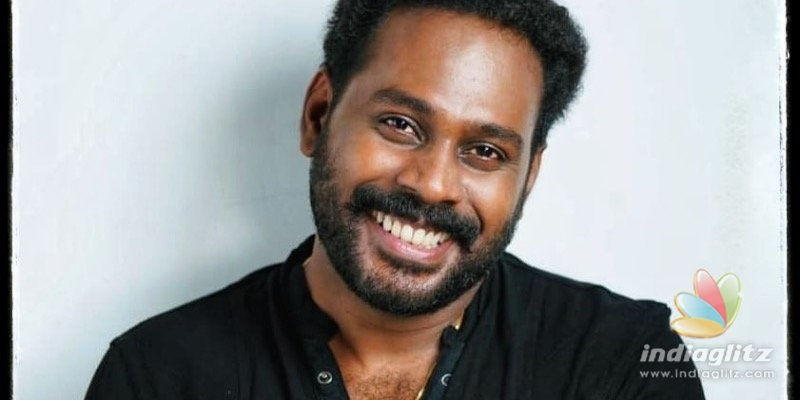Its a baby boy for actor Senthil Krishna