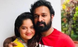 Actress Shafna's romantic birthday surprise for hubby Sajin go viral
