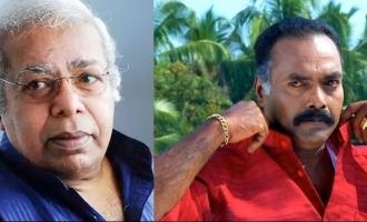 Thilakan's elder son Shaji Thilakan passes away!