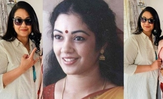 Shanthi Krishna's new stylish modern look, viral pics