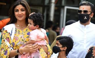 Shilpa Shetty's entire family test positive for COVID-19