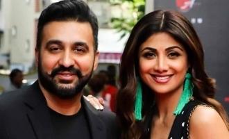 Shilpa Shetty's husband arrested for making porn films!