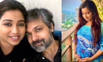 Shreya Ghoshal announces her pregnancy, Pic goes viral!