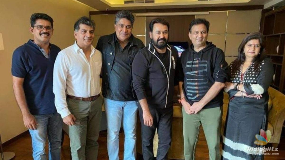 Mohanlal and Odiyan director VA Shrikumar reunite for a Bollywood movie