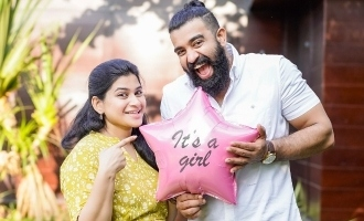 Premam actor blessed with a baby girl