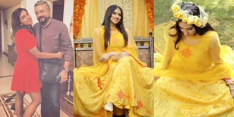 Jayaram's daughter's Haldi pictures set social media on fire! - Malayalam News - IndiaGlitz.com
