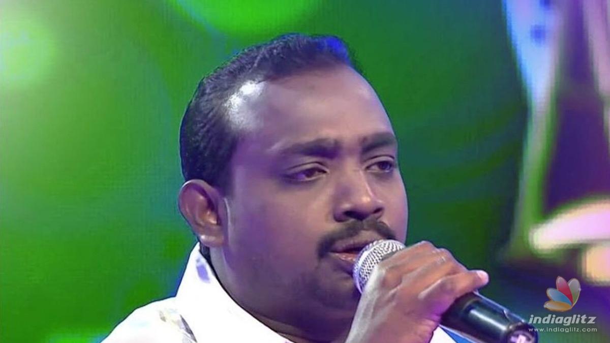 Former Bigg Boss contestant and popular singer Somadas passes away!