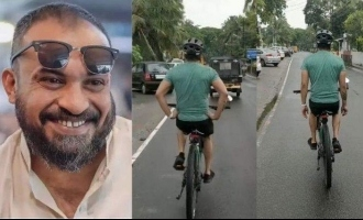 WATCH: Soubin's cycle stunt video goes viral