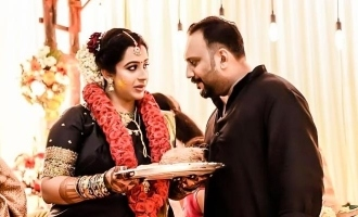 Sowbhagya Venkitesh's baby shower pictures turn viral