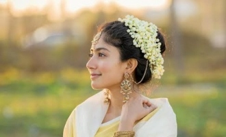 Sai Pallavi Is All Set To Welcome 'Vishu'