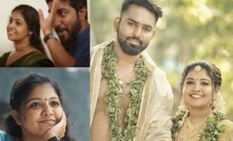 Thanneer Mathan Dinangal fame Sree Renjini enters wedlock
