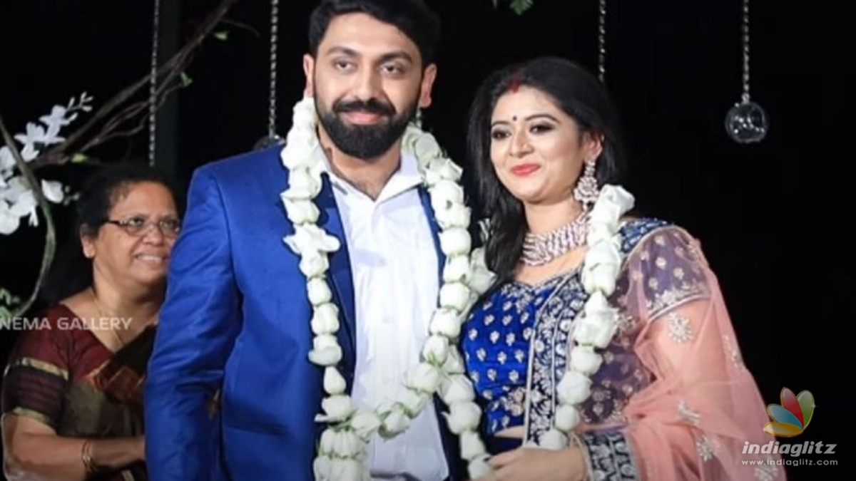 See pics, Popular actress Srilaya gets married for the second time