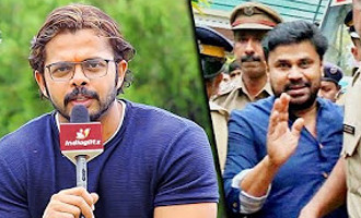 Sreesanth  about Team 5 Movie and Dileep Arrest