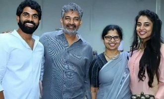 SS Rajamouli & family test positive for coronavirus