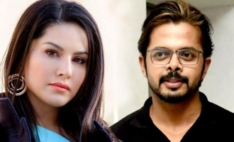 Sunny Leone to pair with Cricketer Sreesanth