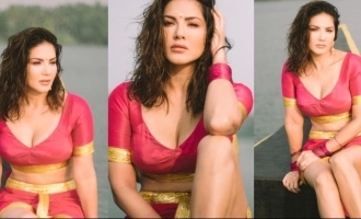Sunny Leone's glamorous Kerala style photoshoot goes VIRAL