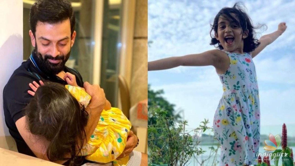Things today's six-year-olds know! Ally surprises Prithviraj with her new wish