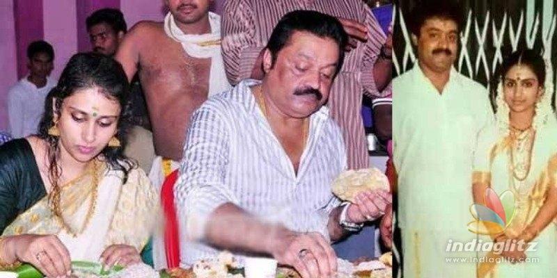 Heres how Suresh Gopi got married to Radhika