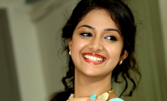 Keerthy Suresh's next gets a title