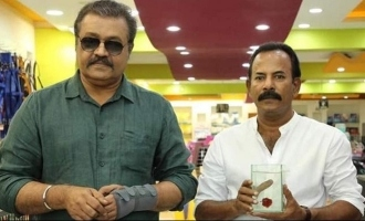 Suresh Gopi to team up with Major Ravi