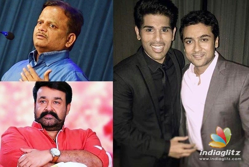 Gauravam actor in KV Anands next !