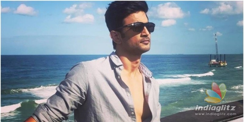 Sushant Singh Rajput is the only Indian who bought a piece of land on moon