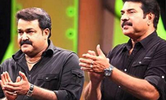 Here's what Mohanal and Mammootty has to say about 'Take Off'