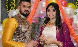 TV actress Tanvi Ravindran gets engaged!